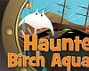 Promotional graphic for Haunted Aquarium 2015: Shipwrecked Science! Courtesy of Birch Aquarium