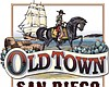 Graphic logo for Old Town San Diego State Historic Park