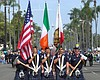 Promotional photo for the 2015 San Diego St. Patrick's Day Parade, March 14th, 2015 at 10:30 a.m. at on Fifth Avenue at Laurel Street. Courtesy of Irish Congress of Southern California