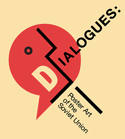 Promotional graphic for the Dialogues: Poster Art Of The ...