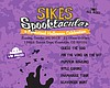 Sikes Spooktacular 2015 flyer.