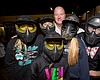 Promotional photo of participants at Total Combat Paintball.