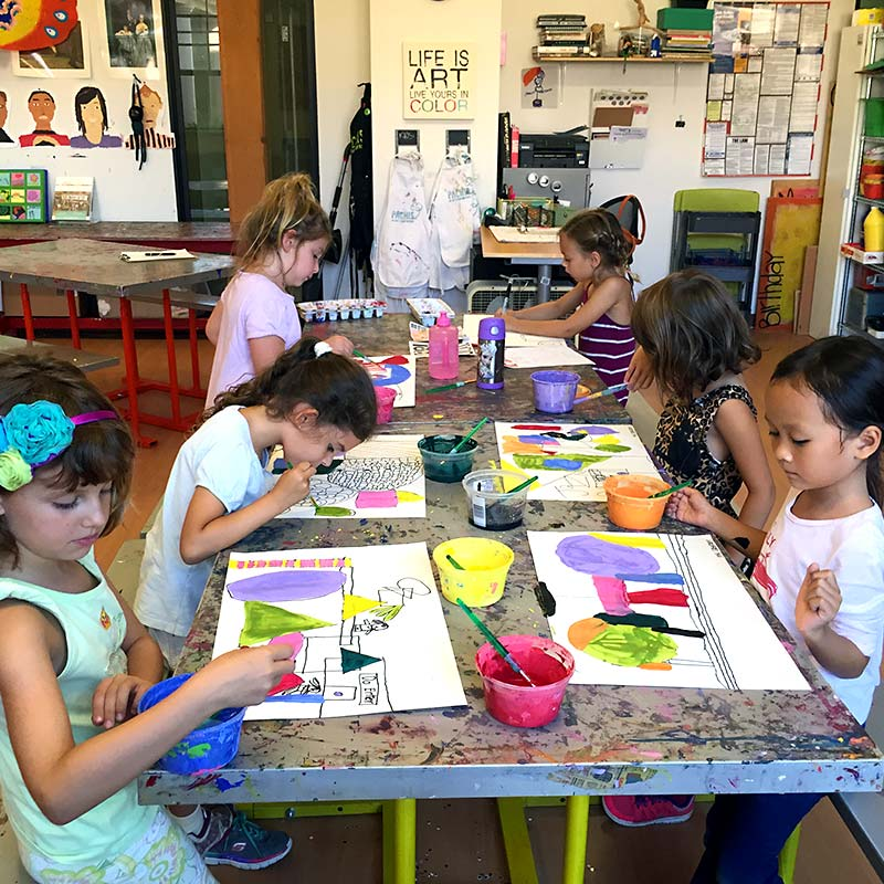 After School Art Classes At Pachis An Art Studio For Kids Ongoing