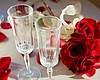 Promotional photo for Flagship's Valentine's Day Champagne Brunch Cruise.