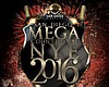 Promotional graphic for Mega Countdown San Diego New Years 2016. Courtesy of San Diego Nightlife.