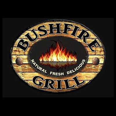 promotional graphic for bushfire kitchen - Bushfire Kitchen