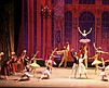 """A photo of Moscow Festival Ballet's production of """"Cinderella."""""""