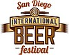 Graphic logo for San Diego International Beer Festival, June 19-21, 2015