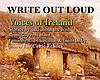 Write Out Loud promotional flyer.