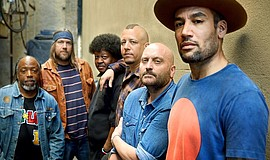 Promotional photo of Ben Harper & The Innocent Criminals.