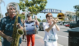 A photo from Carlsbad Music Festival.