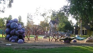 Promotional photo of Grape Day Park.