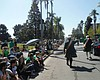 Promotional photo of the annual St. Patrick's Day Parade & Irish Festival. Courtesy of The Irish Congress of Southern California
