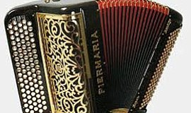Photo of an accordion.