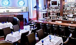 Interior photo of Blue Point Coastal Cuisine