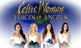 "Promotional photo for Celtic Woman ""Voices of Angels"""