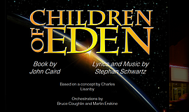 "Promotional photo for, ""Children of Eden""."