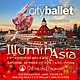 Promotional graphic for the City Ballet's 24th Season Anniversary Gala - IlluminAsia.