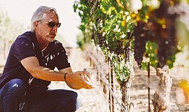 Photo of Doug Margerum, founder of Margerum Wine Company.