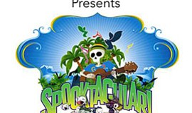 Promotional graphic for the Beach Spooktacular. Courtesy of Fine Tune Academy.