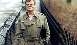Promotional photo of Garrison Keillor.