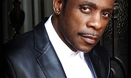 Promotional photo of Keith Sweat.