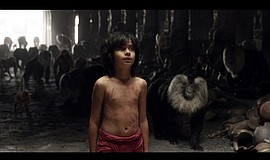 "Neel Sethi in ""The Jungle Book."""