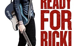 """Ricki and the Flash"" movie poster."