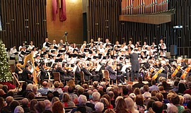 Promotional photo of the San Diego Festival Chorus