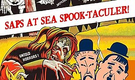 Promotional graphic for the Halloscream Sapstravaganza.