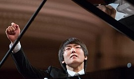 Photo of Seong-Jin Cho. Courtesy of La Jolla Music Society