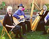 Promotional photo of the SilverWood music ensemble