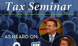 Promotional graphic for the Tax Reform May Be Closer Than You Think Seminar