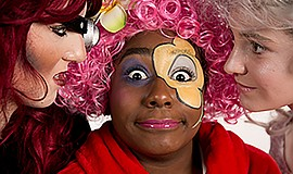 "A photo from J*Company's ""The Wiz."""