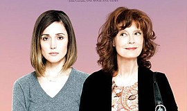 "Promotional film poster for ""The Meddler."""