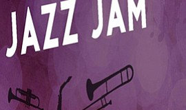 Promotional graphic for Jazz Jam With Tony Ortega. Courtesy of Mr. Peabody's ...