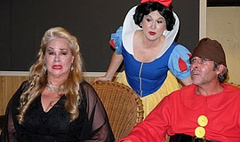 "Promotional photo for ""Vanya and Sonia and Masha and Spike,"" Sep. 9 – Oct. 9,..."