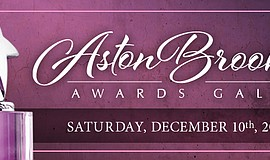 Promotional flyer for The Aston-Brooks Awards. Courtesy of the San Diego Huma...