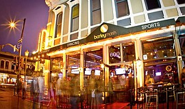 Promotional photo of barleymash, located at 600 Fifth Ave., San Diego, Calif....