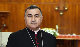 Photo of Archbishop Bashar Warda.