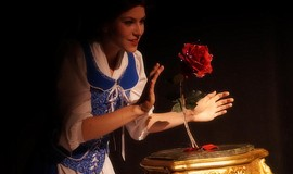 "A photo from Patio Playhouse's ""Beauty and the Beast."""