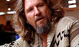 "Promotional photo of Jeff Bridges in ""The Big Lebowski."" Courtesy of Cinema U..."