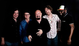 Promotional photo of The Fabulous Thunderbirds.