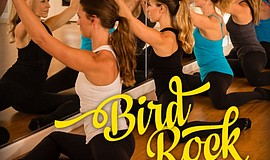Photo of students at Studio Barre Bird Rock.