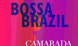 Promotional graphic for Bossa Brazil.