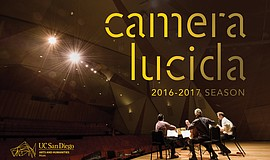Promotional photo for Camera Lucida's 2016-2017 season.