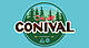 Promotional flier for Camp Conival. Courtesy of Geek & Sundry.