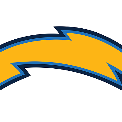 Official logo of the San Diego Chargers.