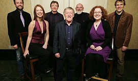 A photo of The Chieftains, courtesy of San Diego Symphony.