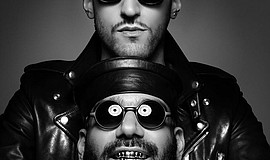Photo of Chromeo. Photo credit: Tim Saccenti